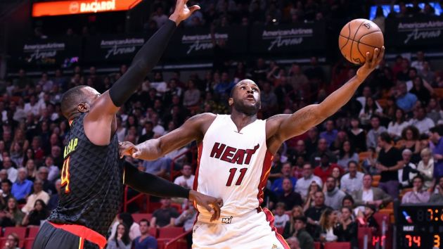 dbaef783b47 Miami Heat dunk Ultimate Software partnership. NBA franchise become 16th  team to announce jersey patch sponsor.