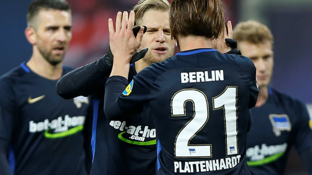 Hertha Berlin extend with Orafol