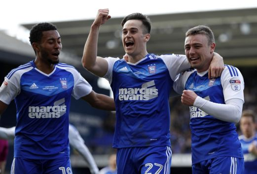 Ipswich Town team up with EACH