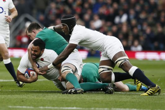 Ireland Rugby calls in Vodafone