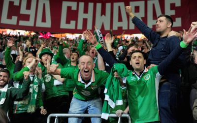 Ireland open to joining home nations 2030 World Cup bid