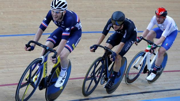 Italian national cycling team rides with Enervit - SportsPro