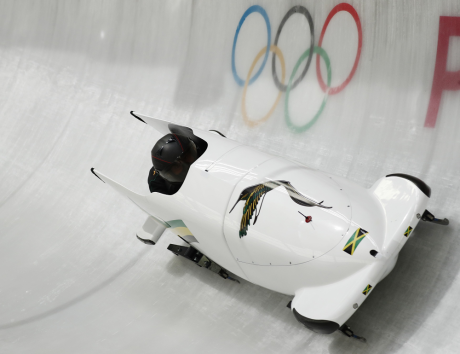 Red Stripe funds Jamaican bobsled team for PyeongChang 2018