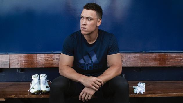 Yankees slugger Aaron Judge signs with Adidas - SportsPro Media 0c0faa502f22
