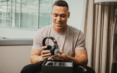 Yankees slugger Aaron Judge pens global deal with JBL