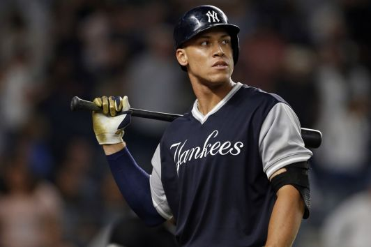 MLB slugger Aaron Judge signs endorsement deal with Pepsi