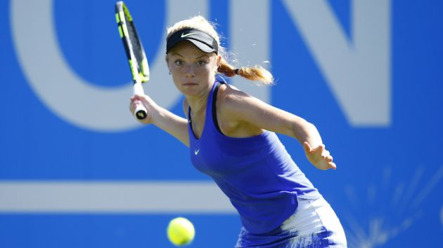 British youngster Katie Swan joins Andy Murray's 77 Sports Management