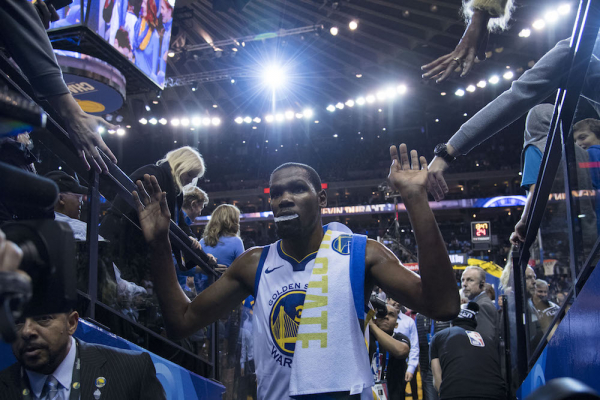 Kevin Durant's Thirty Five Media announces YouTube content