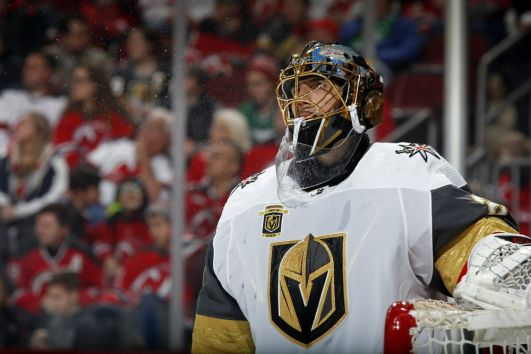 Vegas Golden Knights check in with Wynn