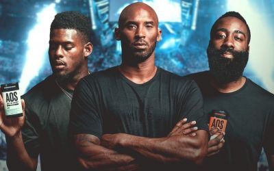 Kobe Bryant leads star-studded launch of body care line