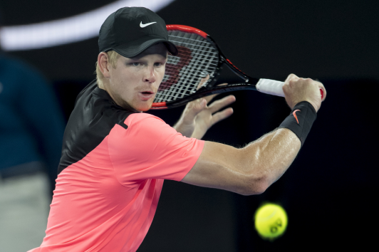 Kyle Edmund takes off with British Airways