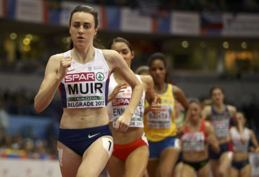 Tuesday's Daily Deal Round-Up: Laura Muir and more