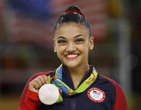 US gymnast Hernandez signs with Procter & Gamble