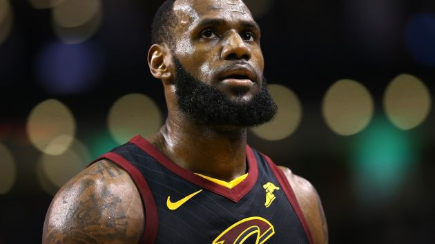 568b1795d15 Twitter partners with LeBron James  Uninterrupted for NBA Finals show