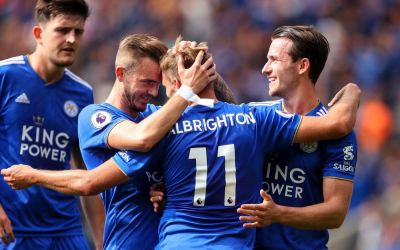 Leicester announce blockchain partnership first with FansUnite