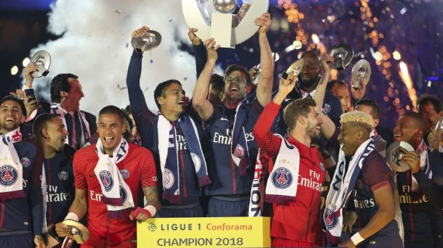 Ligue 1 domestic rights snapped up by Mediapro and BeIN in record deal
