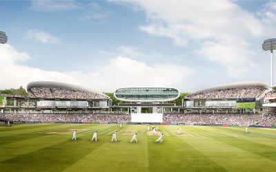 MCC unveils UK£50m stand redevelopment designs for Lord's