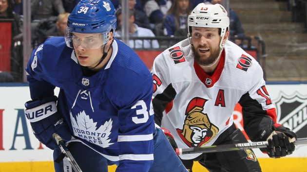 NHL's Senators and Maple Leafs land dairy partner