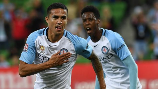 Melbourne City pen partnerships with McDonald's and Big M
