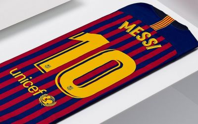 Barcelona sign global licensing deal with Avery Dennison