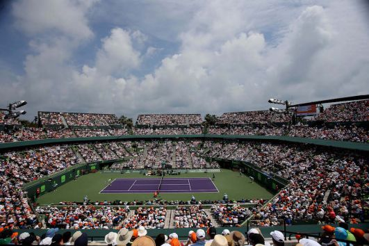 Miami Open set to relocate to Hard Rock Stadium in 2019