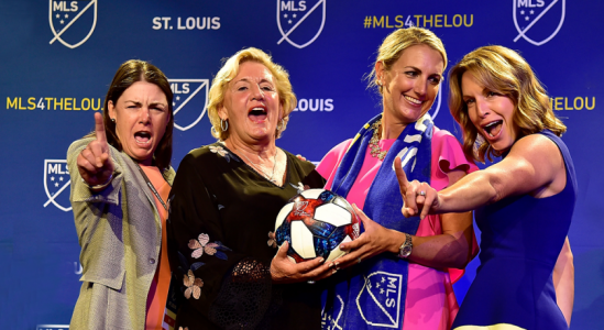 MLS confirms St Louis expansion franchise for 2022