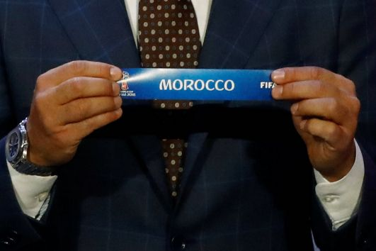 Morocco officially launches 2026 Fifa World Cup bid campaign