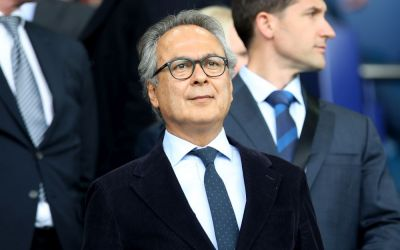Farhad Moshiri takes Everton shareholding to 68.6 per cent