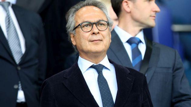 Farhad Moshiri takes Everton shareholding to 68.6 per cent