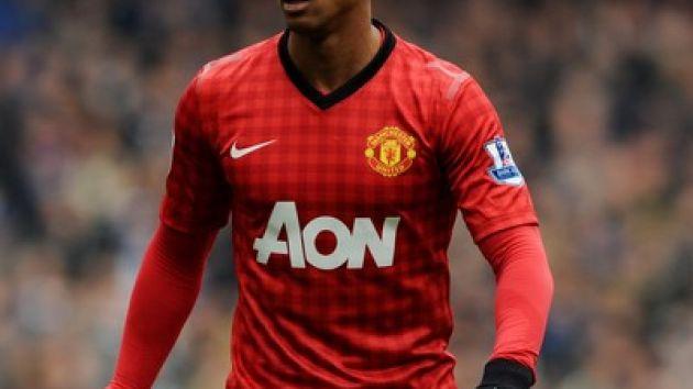 separation shoes 2ff52 d1c5d Manchester United ink UK£120 million Aon extension ...