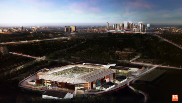 Council approves Nashville's MLS stadium financing plan