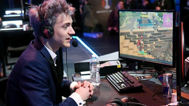 Esports streaming on Twitch and YouTube gets first