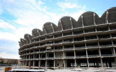 Valencia partner with Deloitte for revival of new Mestalla project