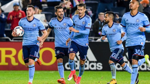 New York City FC move to paperless ticketing under StubHub tie-up