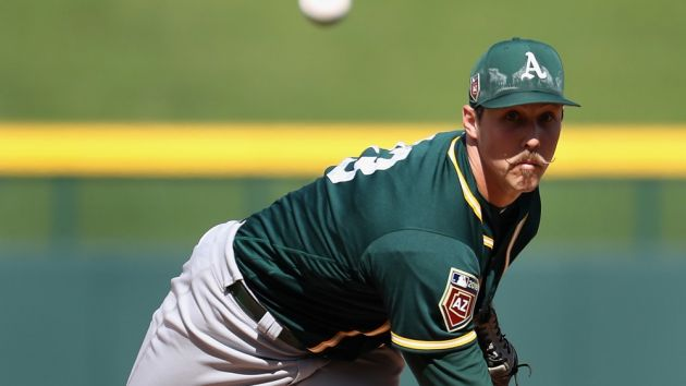 lowest price a8b45 fba0e Oakland A's team up with Kore to aid sponsorship drive ...