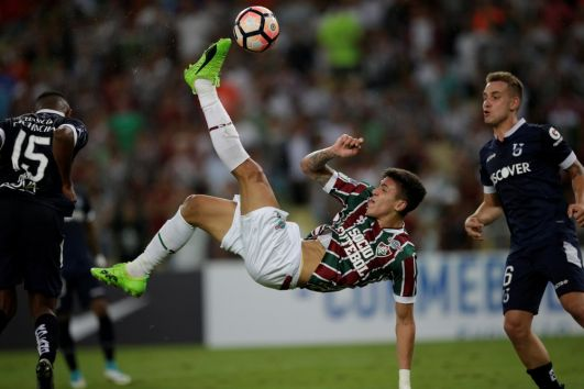 Fluminense preserve sleeve sponsorship deal