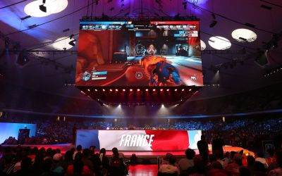Report: Overwatch League to add Paris and Shanghai teams