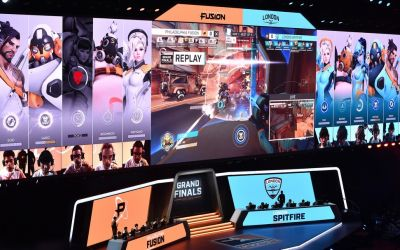 Overwatch League adds Atlanta and Guangzhou expansion teams