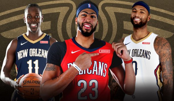 New Orleans Pelicans sign jersey deal with local flavour