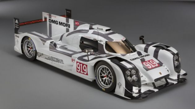 Motorsport sponsorship: DMG Mori signs as Porsche WEC