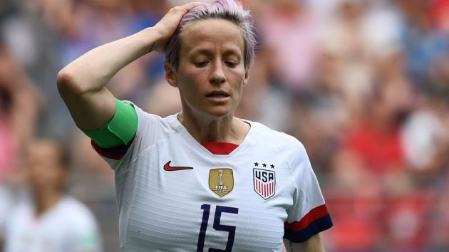 separation shoes 6b82c f1339 USWNT refute US Soccer claims they earn more than men ...