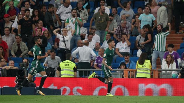 Real Betis sign Green Earth until end of the season