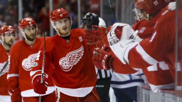 Detroit Red Wings Announce Partnership With Anheuser Busch