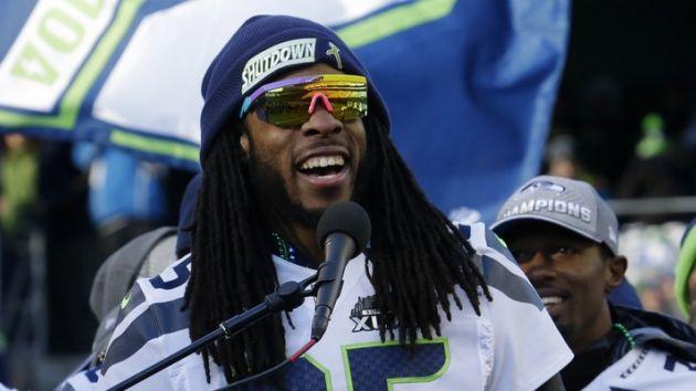 bdc6529cec Seahawks  Sherman signs sunglass endorsement - SportsPro Media