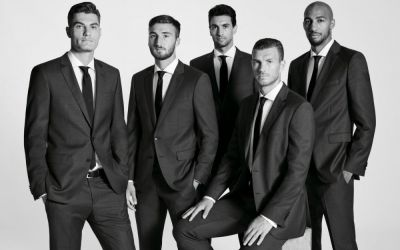 AS Roma smarten up with Hugo Boss