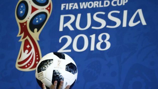 Fifa awards media rights in Russia for 2018 World Cup