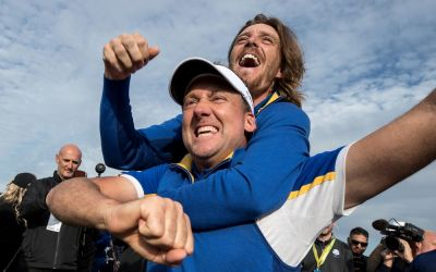 Europe's Ryder Cup win drives record streaming figures