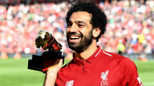 Mo Salah delivers DHL deal ahead of Champions League final