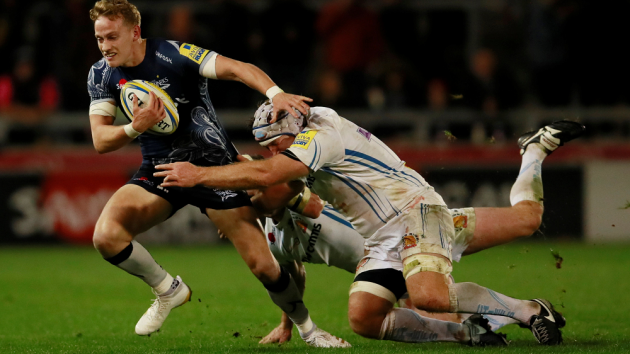 Sale Sharks bite into ROS Nutrition deal