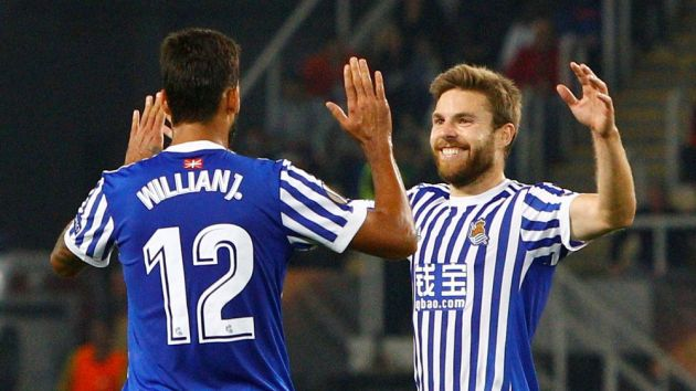 Report: Real Sociedad to replace Adidas with Macron